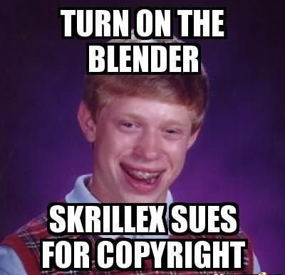 blender copyrights