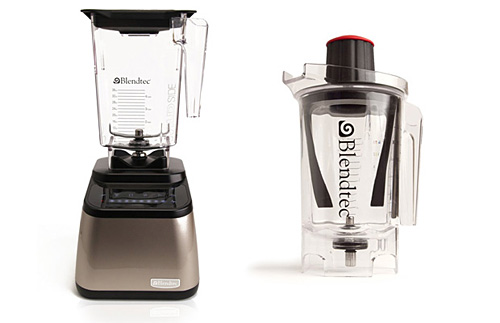 Blendtec Bed Bath And Beyond Vitamix Professional Series 750 vs. Blendtec Designer ...